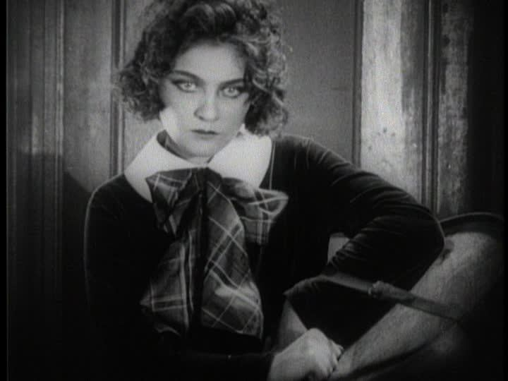 The Girl with a Hatbox The Girl with the Hat Box 1927 A Silent Film Review Movies Silently