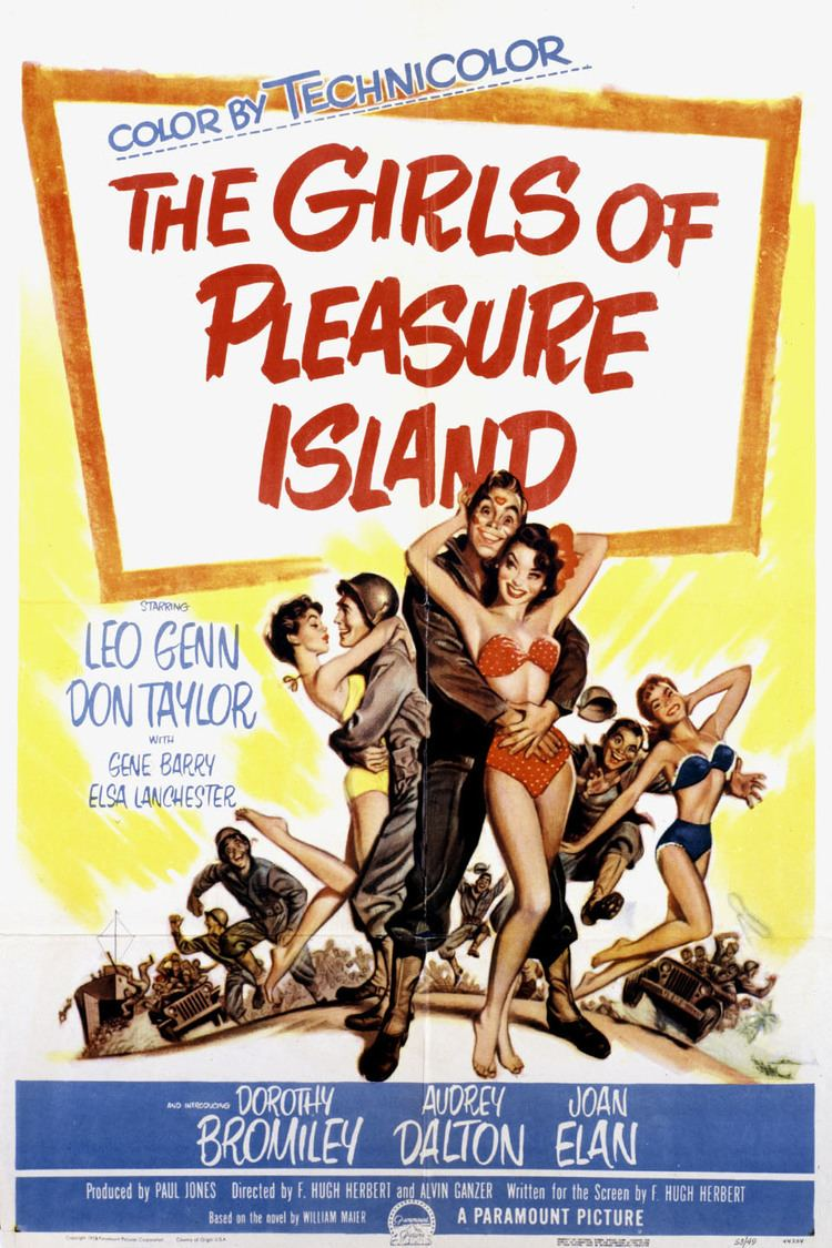 The Girls of Pleasure Island wwwgstaticcomtvthumbmovieposters37234p37234