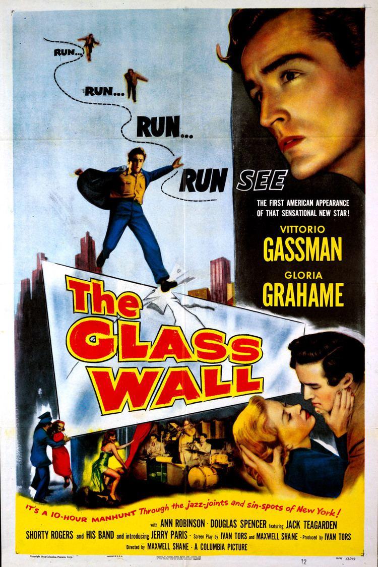 The Glass Wall wwwgstaticcomtvthumbmovieposters47884p47884