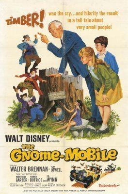The Gnome Mobile movie poster