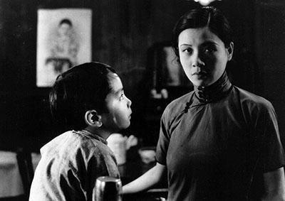 The Goddess (1934 film) The Goddess China 1934 New Women China 1935 UCLA Film