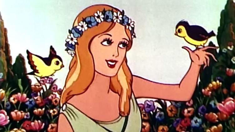 The Goddess of Spring Meet Disneys TRUE First Leading Lady The Goddess of Spring All