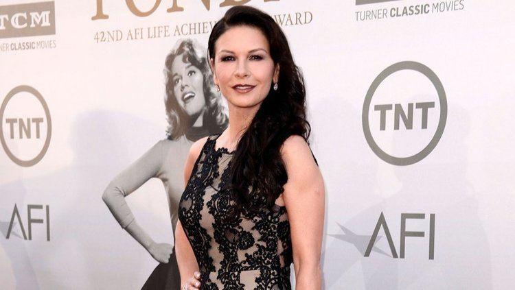 AFM Catherine ZetaJones Cocaine Drama The Godmother Rounds Out