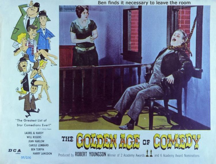 The Golden Age of Comedy Golden Age of Comedy Movie Posters From Movie Poster Shop