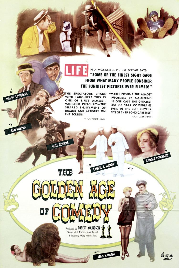 The Golden Age of Comedy wwwgstaticcomtvthumbmovieposters5867p5867p