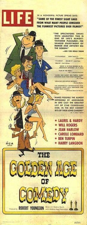 The Golden Age of Comedy The Golden Age of Comedy Movie Poster 2 of 2 IMP Awards