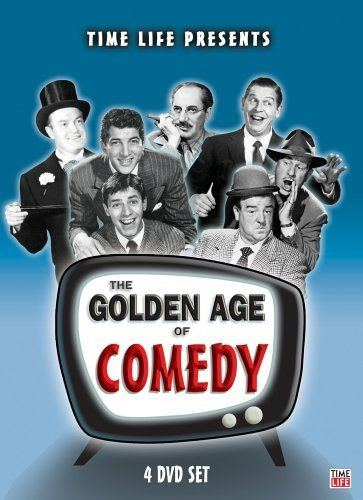 The Golden Age of Comedy Amazoncom The Golden Age of Comedy Bob Hope Milton Berle Red