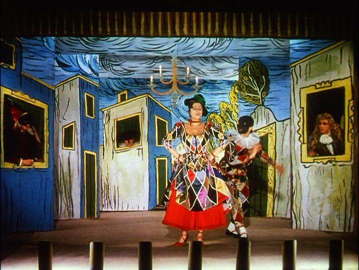 The Golden Coach Stage and Spectacle The Golden Coach Jean Renoir 1953 That