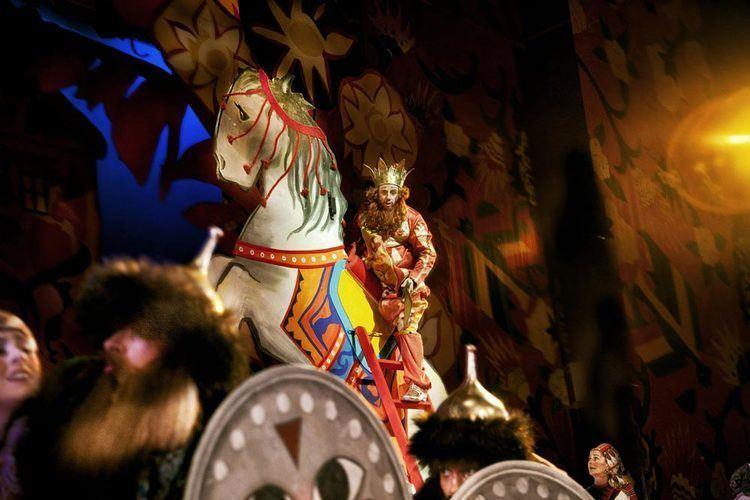 The Golden Cockerel Danish Royal Ballet The Golden Cockerel Copenhagen DanceTabs