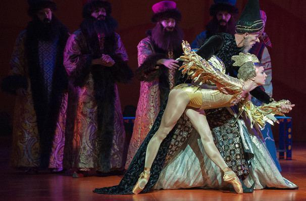 The Golden Cockerel American Ballet Theatre The Golden Cockerel at Metropolitan Opera