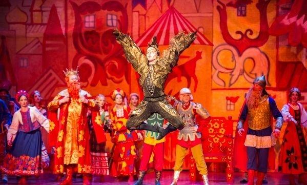 The Golden Cockerel Opera review RimskyKorsakov The Golden Cockerel