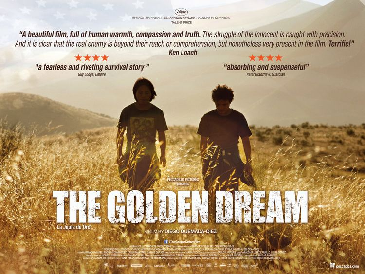 The Golden Dream New Mexican film release The Golden Dream
