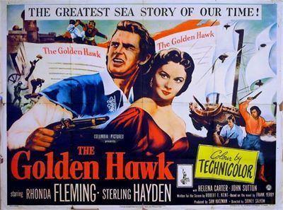 The Golden Hawk The Golden Hawk 1952 DVD Rhonda Fleming Sterling Hayden