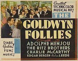 The Goldwyn Follies The Goldwyn Follies Wikipedia
