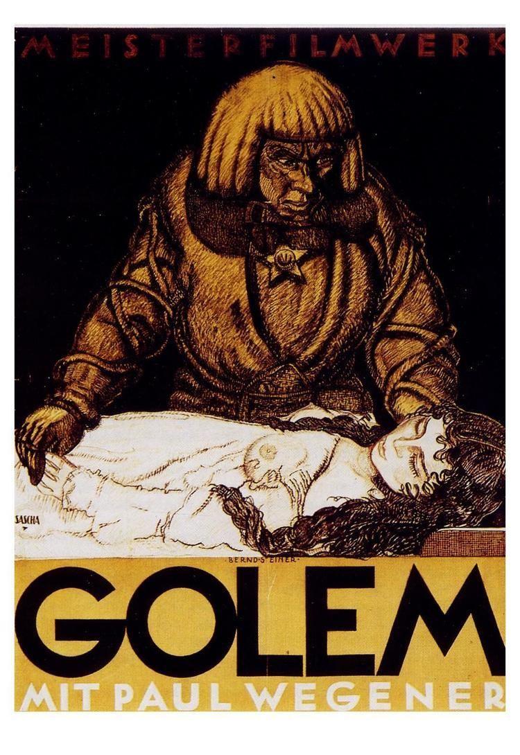The Golem (1915 film) httpsuploadwikimediaorgwikipediaenaa6The