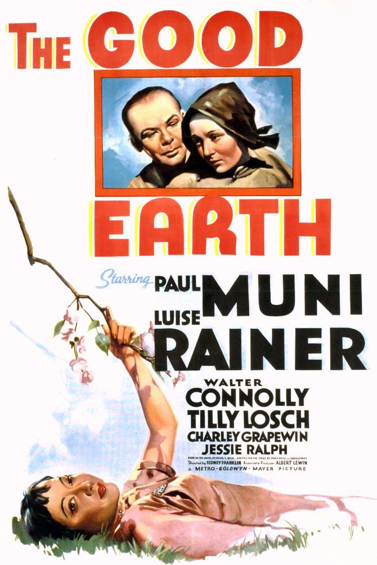 The Good Earth (film) wwwgstaticcomtvthumbmovieposters2473p2473p