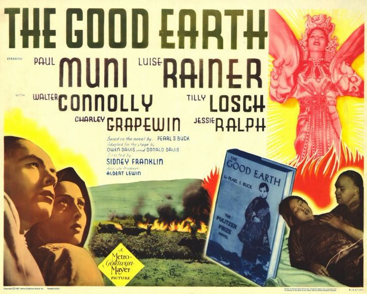 The Good Earth (film) The Good Earth Movie Mania