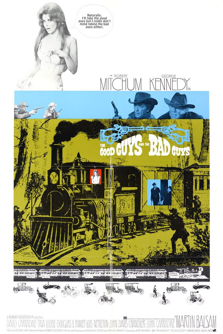The Good Guys and the Bad Guys wwwgstaticcomtvthumbmovieposters1391p1391p
