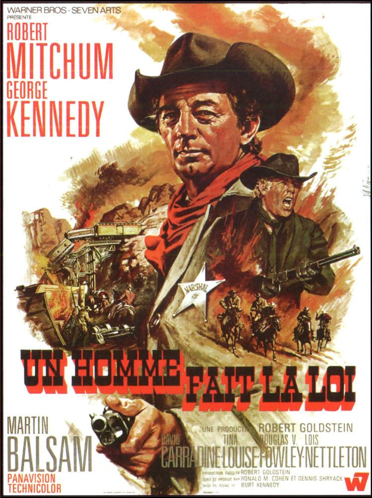 The Good Guys and the Bad Guys The Title Says It All The Good Guys and the Bad Guys 1969 The