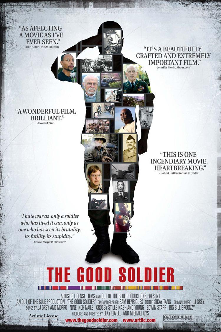 The Good Soldier (2009 film) wwwgstaticcomtvthumbmovieposters7884798p788