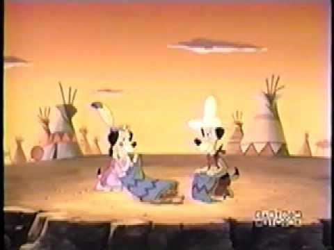 The Good, the Bad, and Huckleberry Hound movie scenes Huckleberry Hound