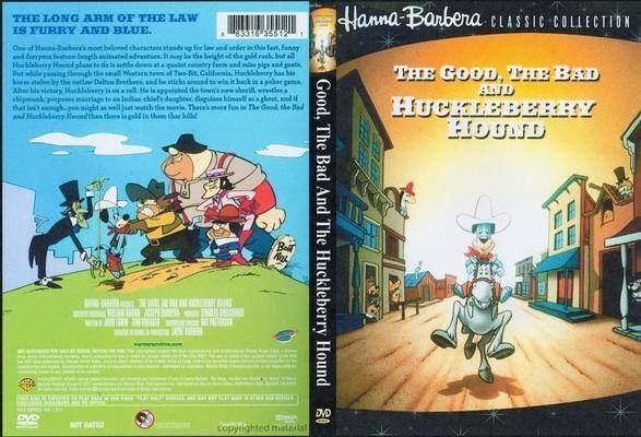 The Good, the Bad, and Huckleberry Hound movie scenes The Good The Bad And Hucklebe