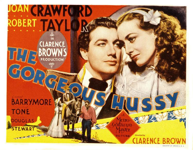 The Gorgeous Hussy The Gorgeous Hussy 1936