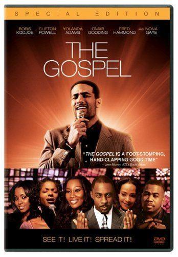 The Gospel (film) Amazoncom The Gospel Special Edition Boris Kodjoe Idris Elba
