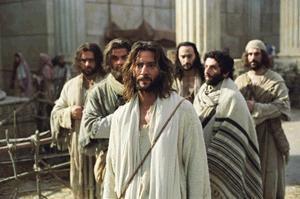The Gospel of John (film) The Gospel of John Movie Review Plugged In