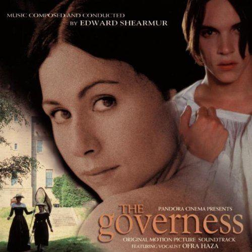 The Governess Ofra Haza Edward Shearmur The Governess Amazoncom Music
