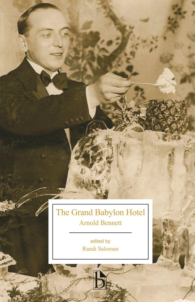 The Grand Babylon Hotel (1916 film) The Grand Babylon Hotel Broadview Press