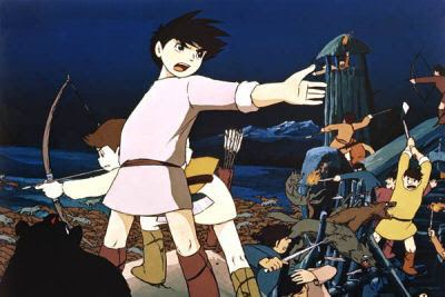 The Great Adventure of Horus, Prince of the Sun Ghibli Blog Studio Ghibli Animation and the Movies The Great