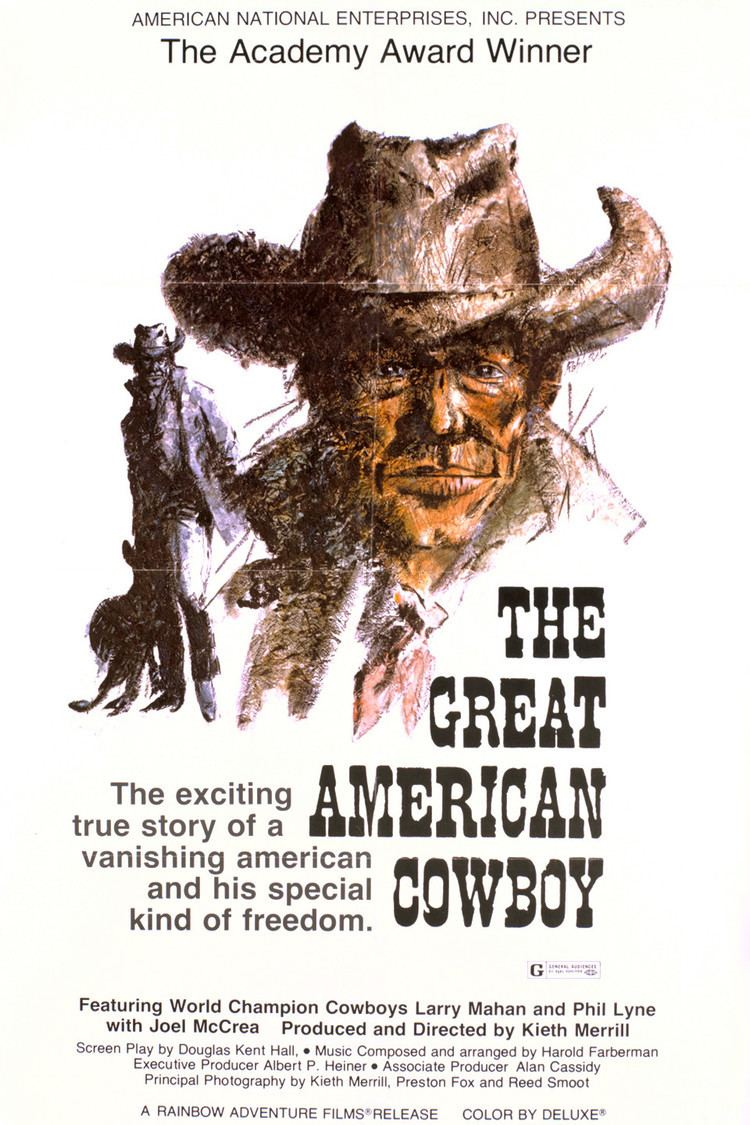 The Great American Cowboy wwwgstaticcomtvthumbmovieposters43997p43997