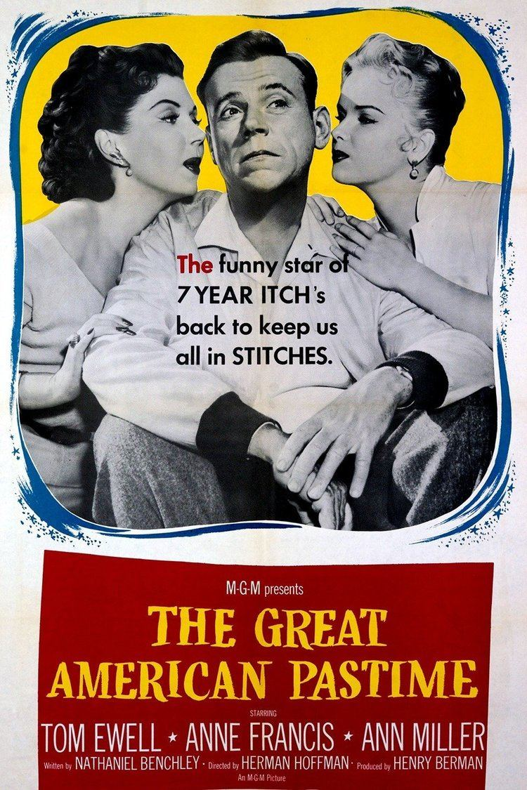 The Great American Pastime wwwgstaticcomtvthumbmovieposters11021p11021