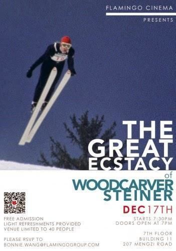The Great Ecstasy of Woodcarver Steiner 1624 The Great Ecstasy of the Woodcarver Steiner 1974 Paperblog