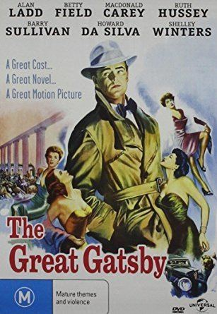 The Great Gatsby (1949 film) Amazoncom Great Gatsby 1949 GREAT GATSBY 1949 Movies TV