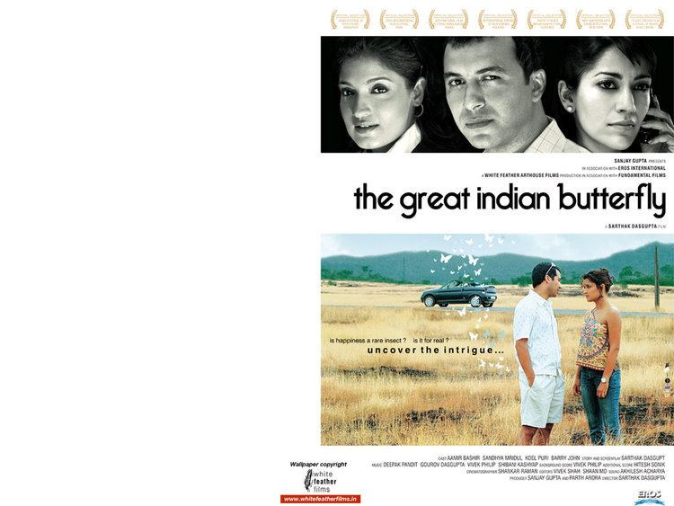 The Great Indian Butterfly White Feather Films