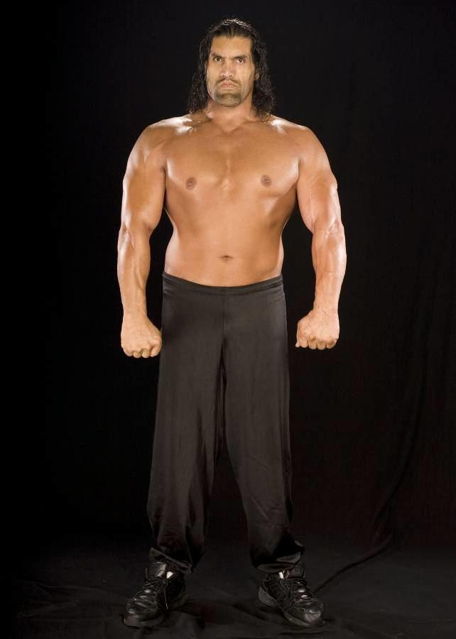 The Great Khali The Great Khali Height Weight Body Statistics Healthy Celeb