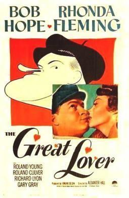 The Great Lover (1931 film) The Great Lover 1949 film Wikipedia