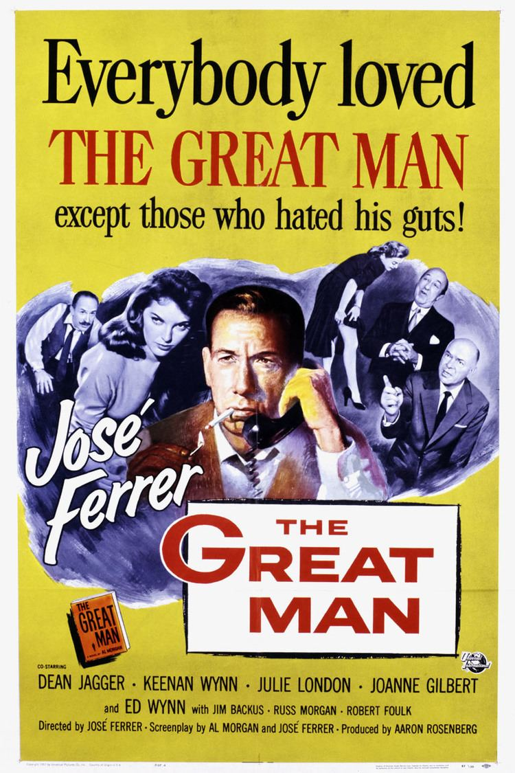 The Great Man wwwgstaticcomtvthumbmovieposters439p439pv