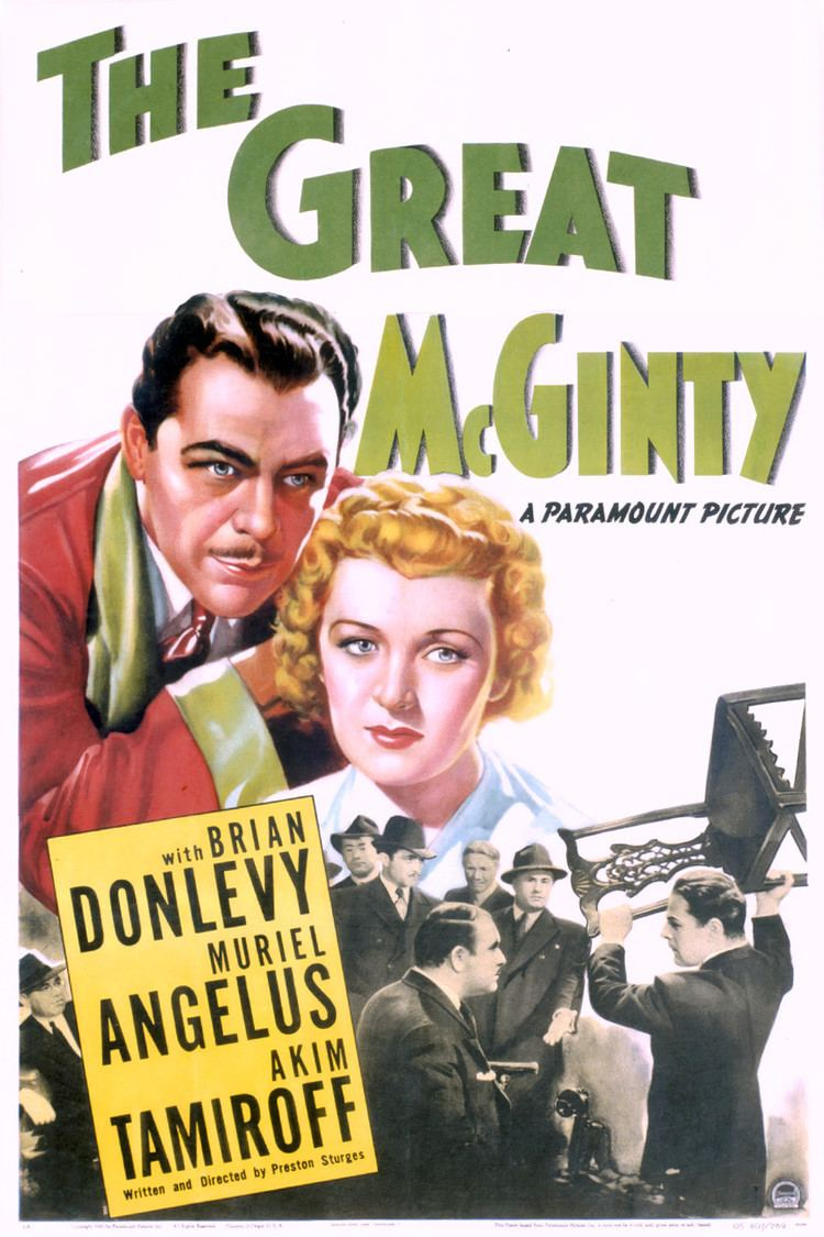 The Great McGinty wwwgstaticcomtvthumbmovieposters5648p5648p