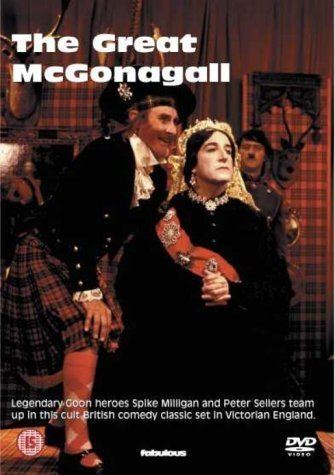 The Great McGonagall (film) httpsimagesnasslimagesamazoncomimagesI5