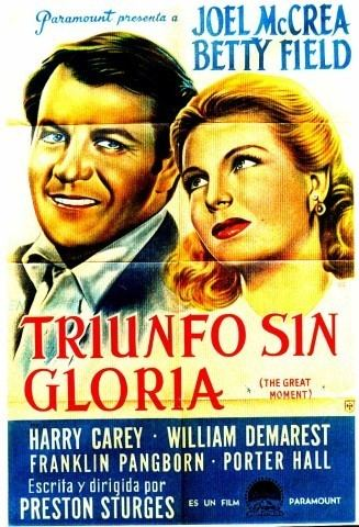 The Great Moment (1944 film) Preston Sturges The Great Moment 1944 Cinema of the World