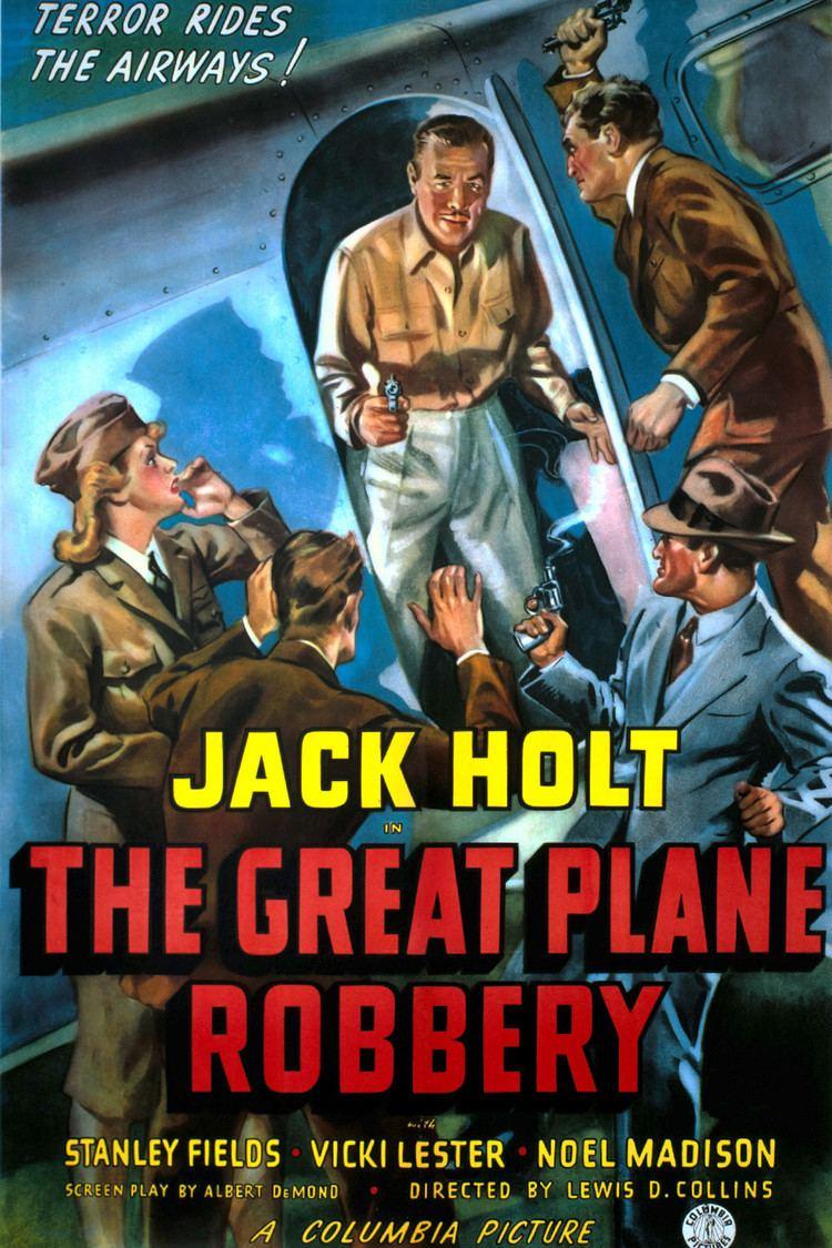 The Great Plane Robbery (1940 film) wwwgstaticcomtvthumbmovieposters8719080p871