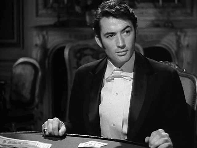 The Great Sinner Gregory Peck in The Great Sinner 1949 Tintorera