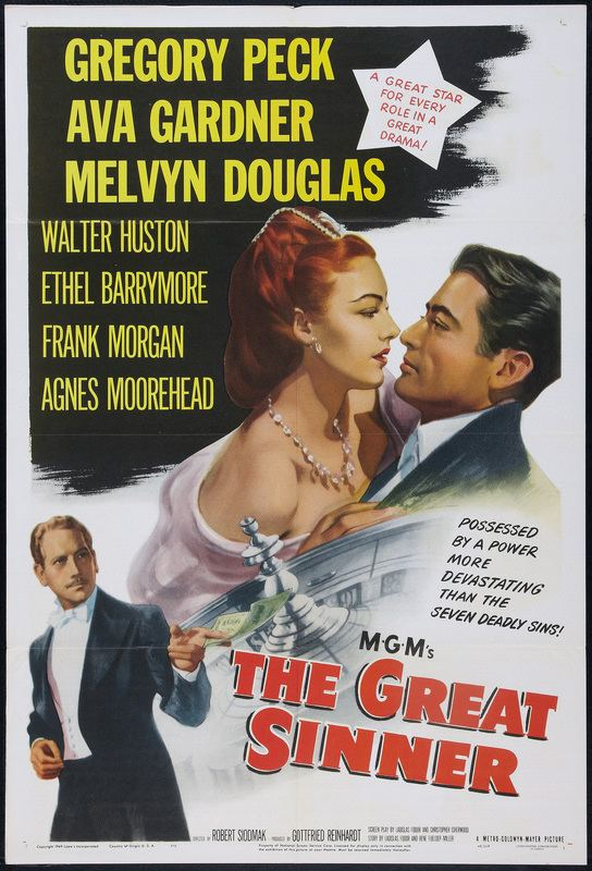 The Great Sinner The Great Sinner 1949