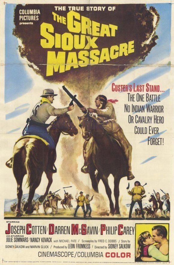 The Great Sioux Massacre The Great Sioux Massacre Movie Posters From Movie Poster Shop