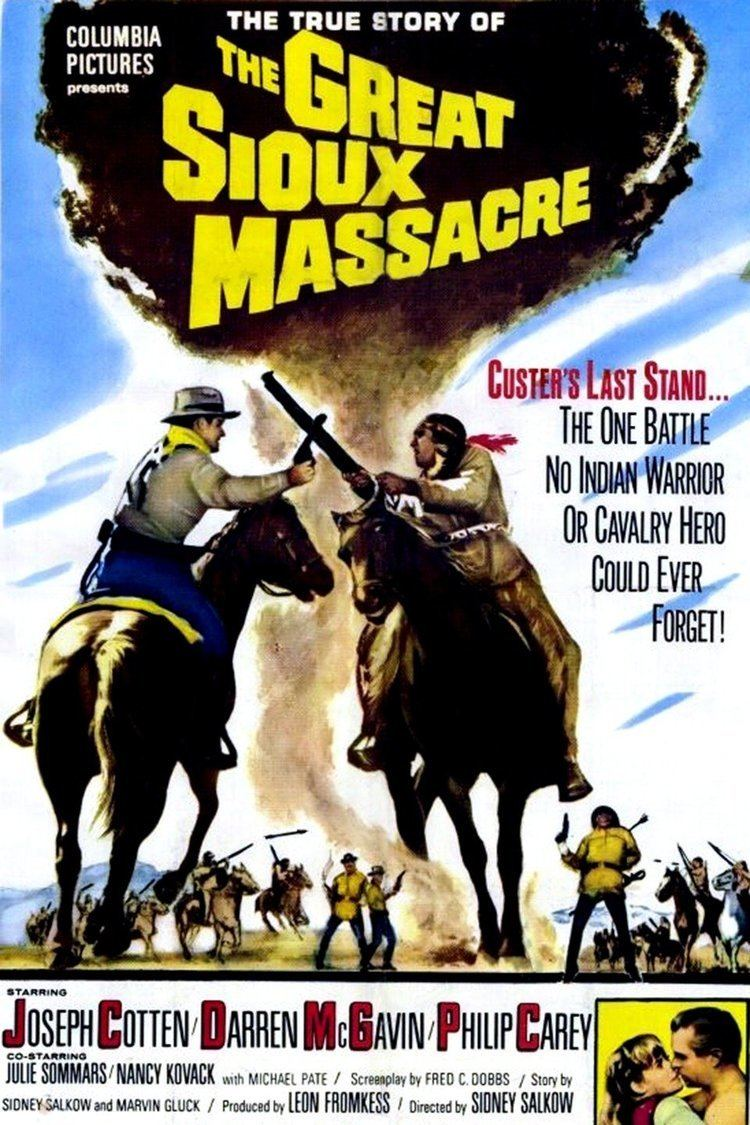 The Great Sioux Massacre wwwgstaticcomtvthumbmovieposters3959p3959p