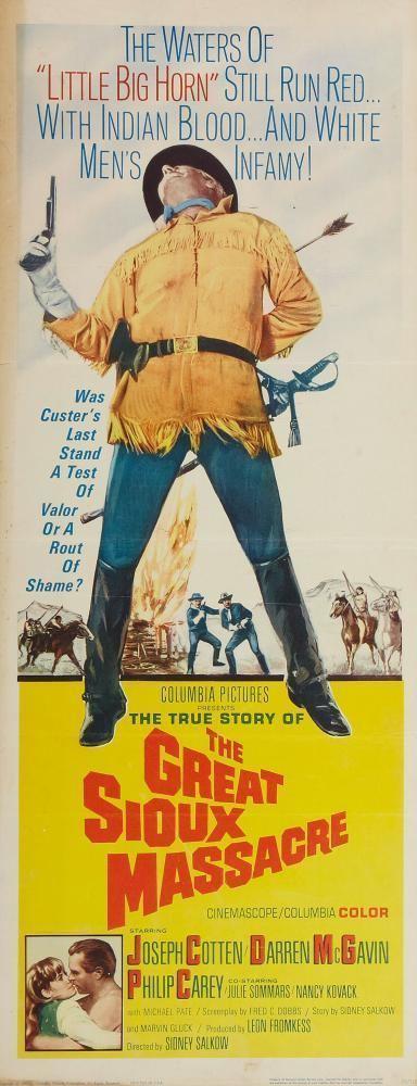 The Great Sioux Massacre The Great Sioux Massacre Movie 1965