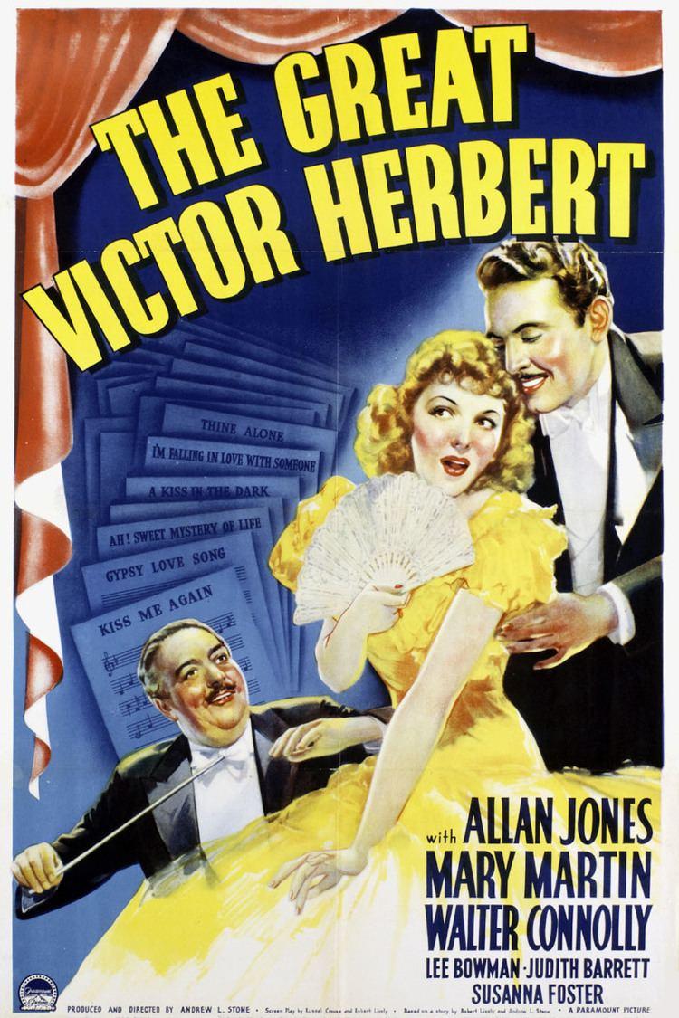 The Great Victor Herbert wwwgstaticcomtvthumbmovieposters38247p38247